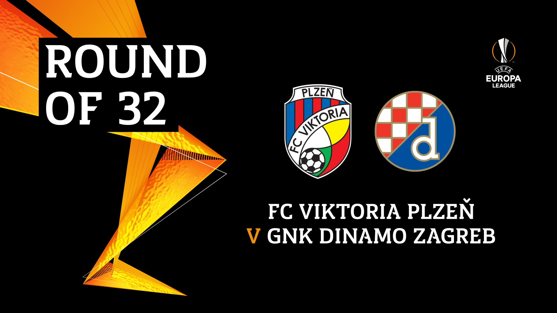 Dinamo Zagreb Is Our Opponent For Round Of 32 Of The Uefa Europa League Fc Viktoria Plzen