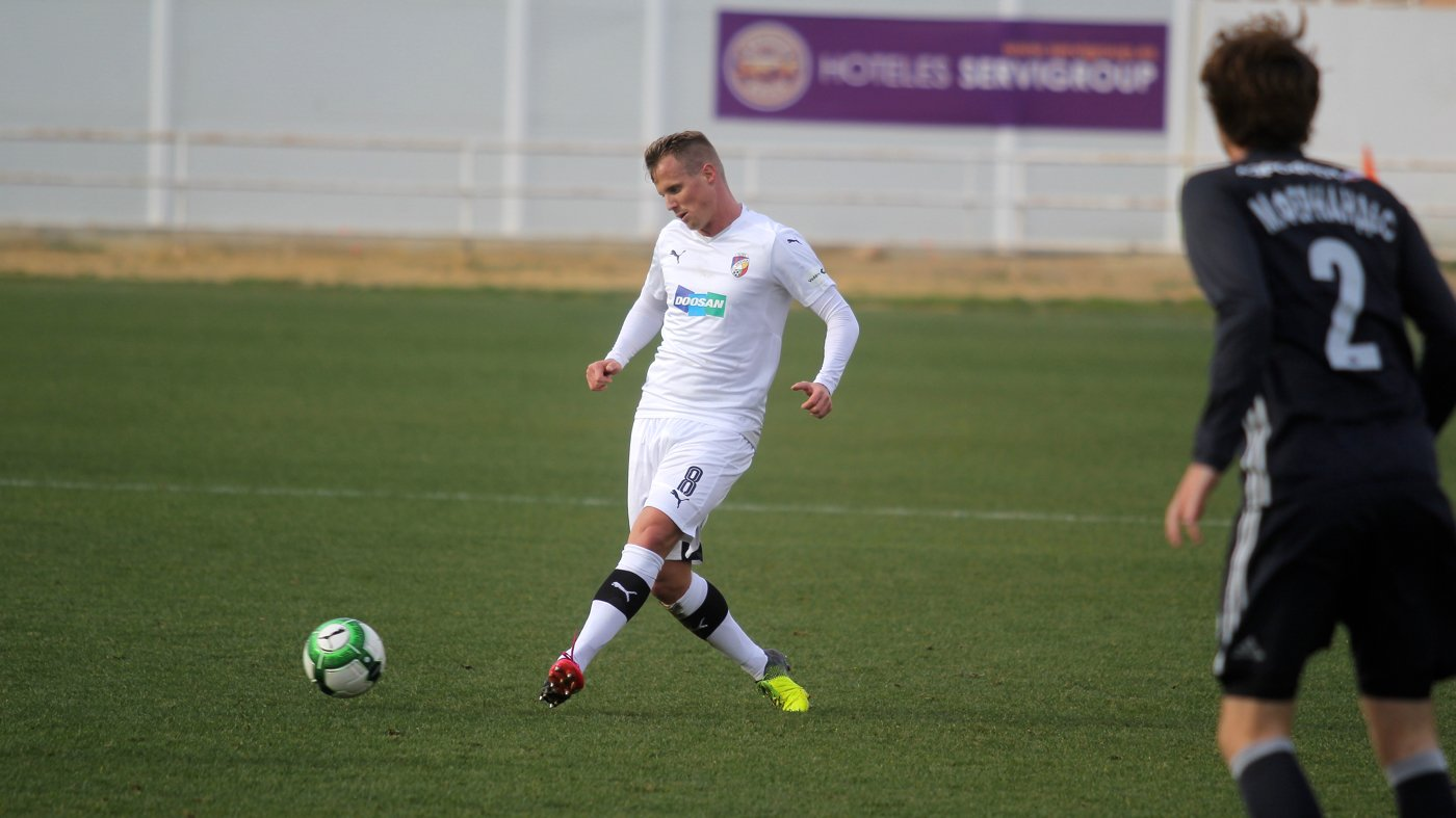 ​Our opponent was of high quality but our defensive was good, David Limberský thinks