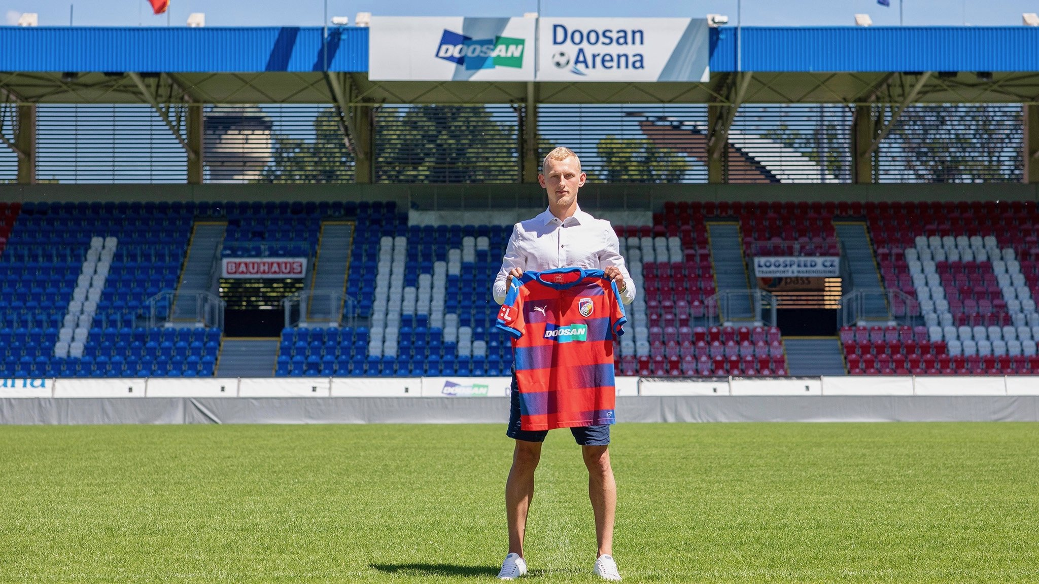 Viktoria announce signing of offensive player Ondřej Mihálik
