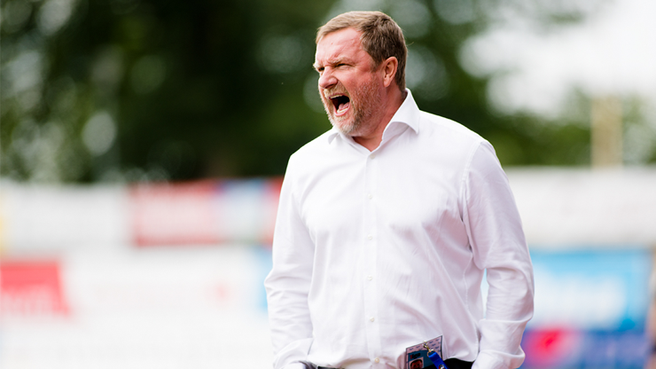 ​Fighting spirit to the detriment of quality, Pavel Vrba evaluates the match in Jablonec