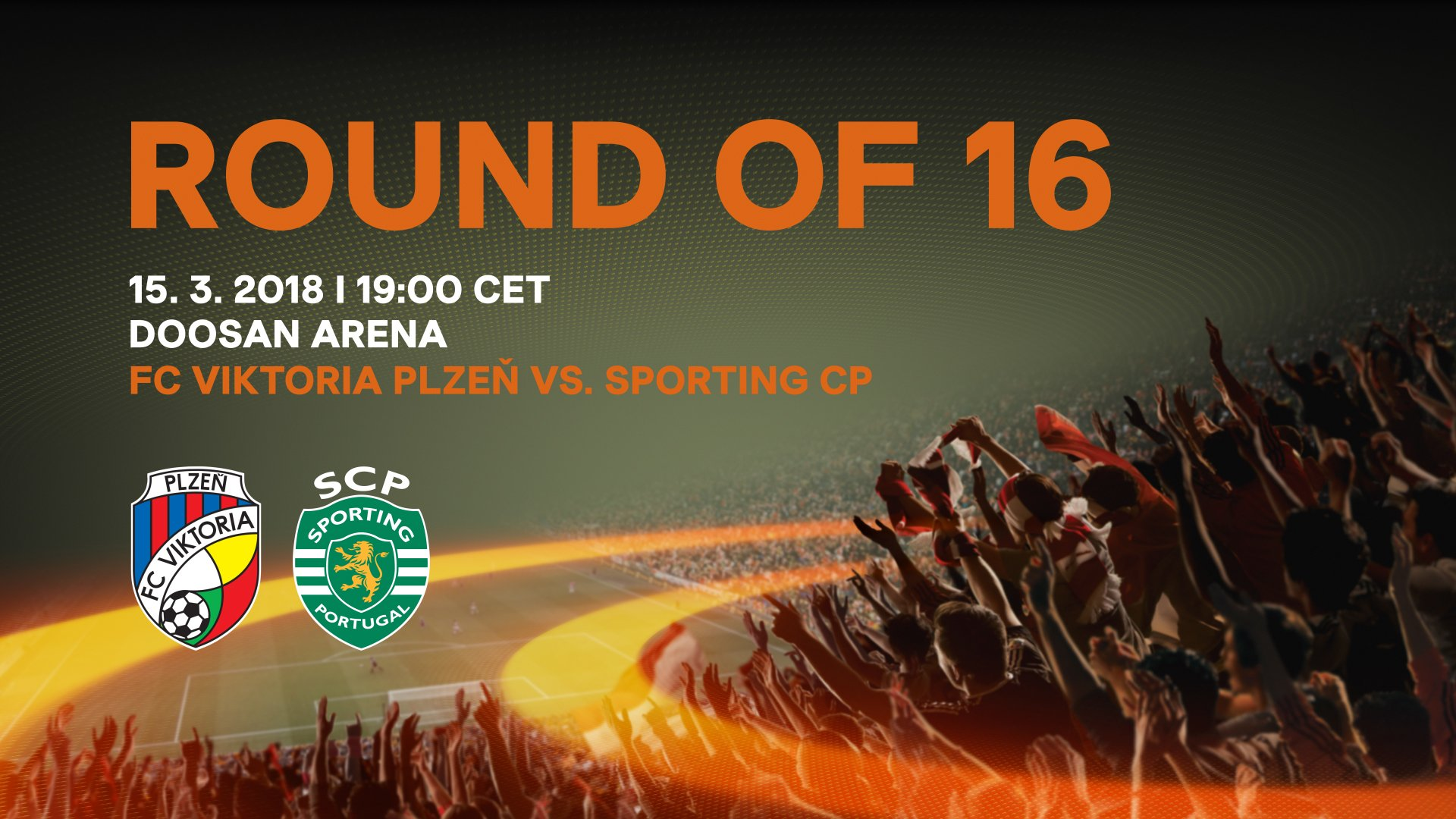 FC Viktoria Plzeň vs. Sporting CP: Tickets are still for sale