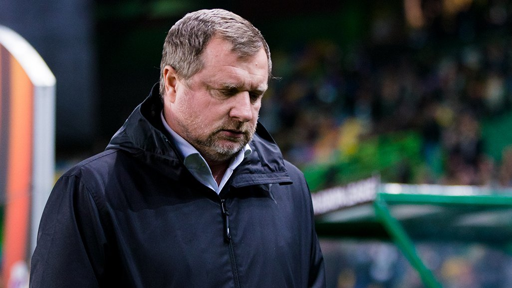 Opponents as Sporting will punish us for our faults everytime, Pavel Vrba realizes
