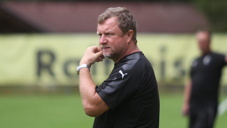 ​I believe even those matches will push us forward, Pavel Vrba says