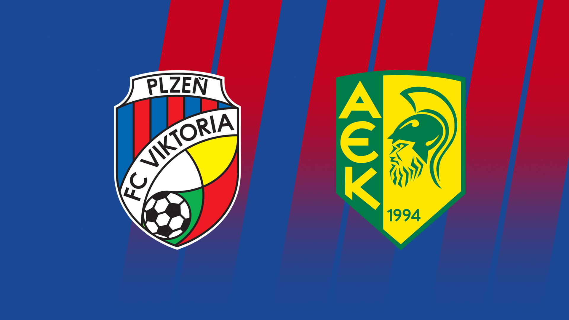 Viktoria will face AEK Larnaca in UEFA Europa League Play-off