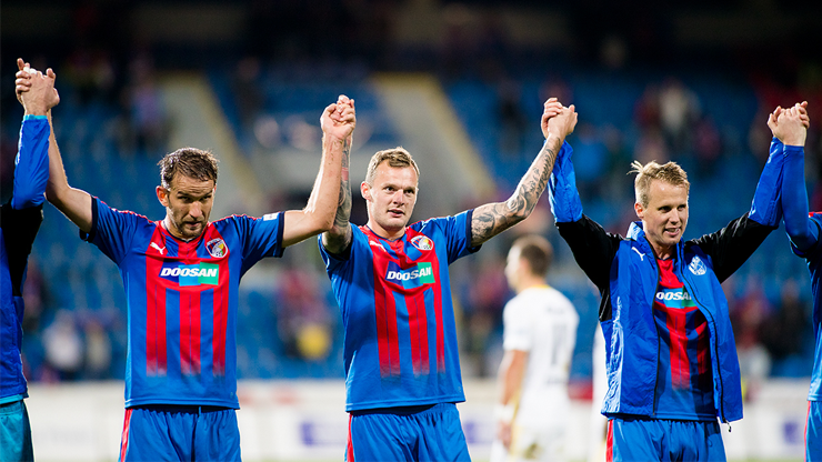 ​Plzeň resisted and won over Zlín 2-1