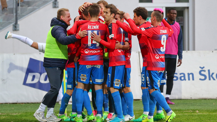 Viktoria beat Slovácko and gained important 3 points
