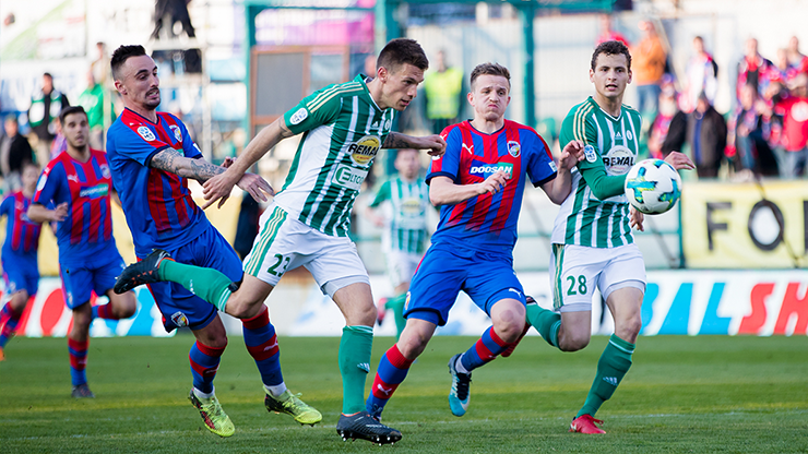 Viktoria conceded 5 goals from Bohemians