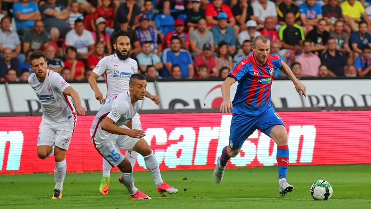 ​Champions League hopes faded, Viktoria lost the rematch 4-1