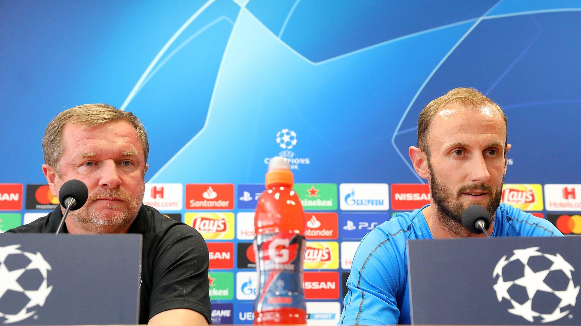 CSKA je nositelem kvality ruského fotbalu, chválí soupeře Pavel Vrba