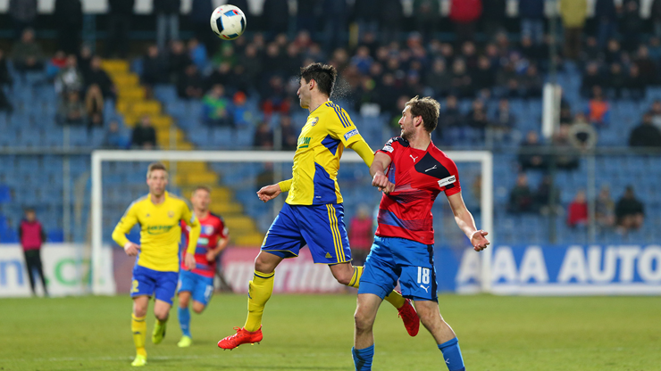 ​Viktoria gained 1 point after a goalless tie in Zlín